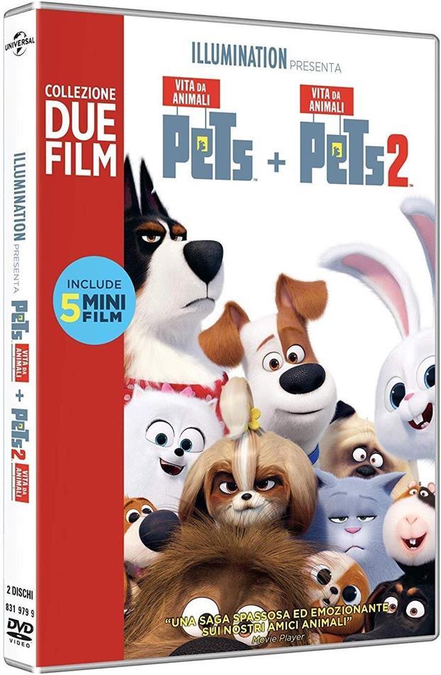 Pets 1 & 2 (2 DVDs)