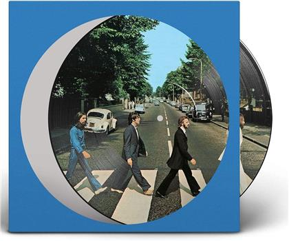 The Beatles - Abbey Road (50th Anniversary Edition, Limited Edition, Picture Disc, LP)