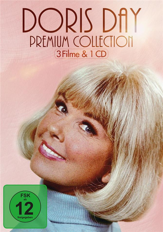 Doris Day (Premium Collector's Edition, 3 DVDs + CD)