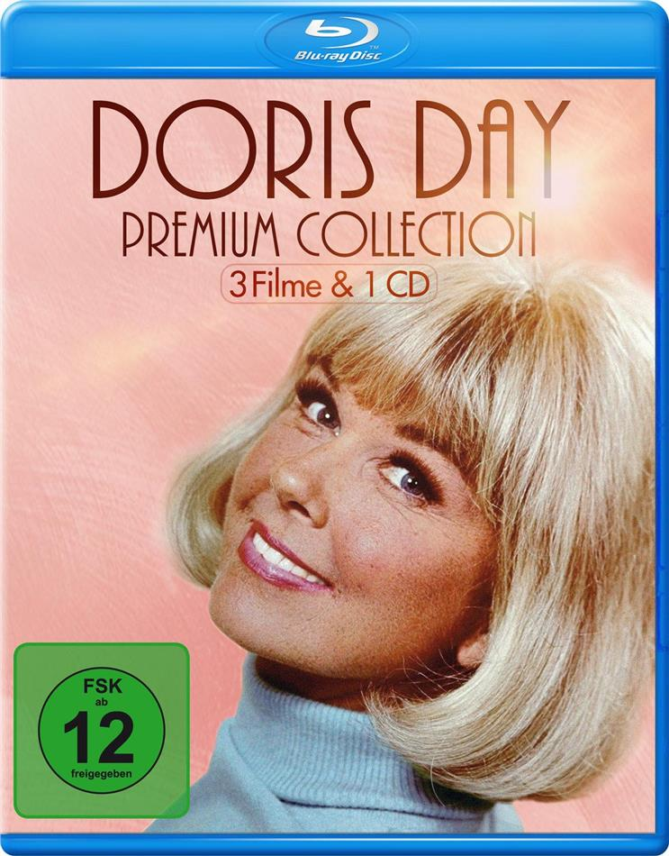 Doris Day (Premium Collector's Edition, 3 Blu-rays + CD)
