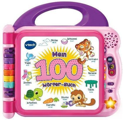 Mein 100-Wörter-Buch pink