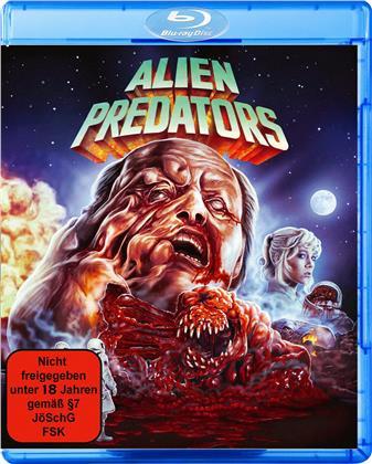 Alien Predators (1986) (Limited Edition, Uncut)