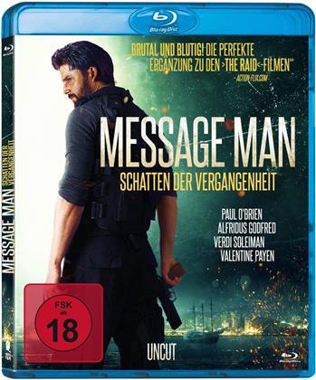 Message Man - Schatten der Vergangenheit (2018) (Uncut)