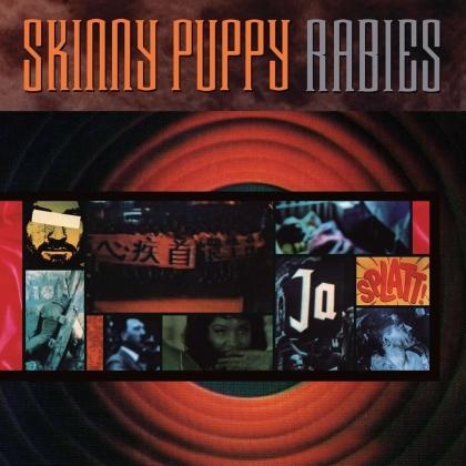 Skinny Puppy - Rabies (2019 Reissue, LP)