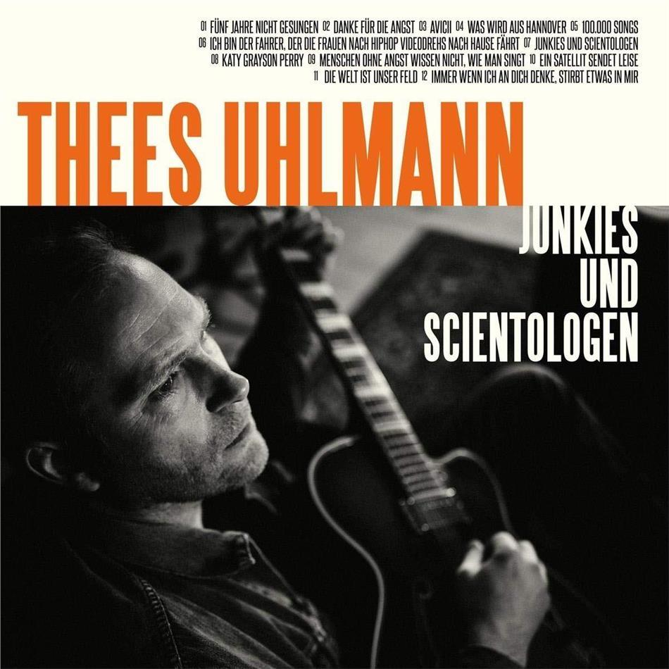 Thees Uhlmann (Tomte) - Junkies Und Scientologen