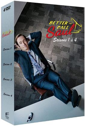 Better Call Saul - Saisons 1-4 (12 DVD)
