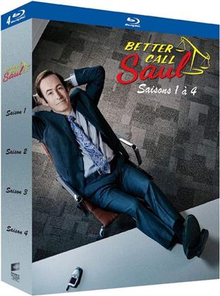 Better Call Saul - Saisons 1-4 (12 Blu-ray)