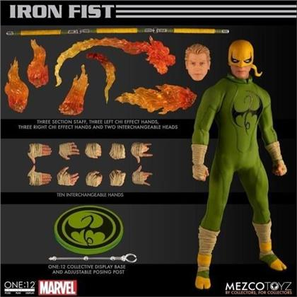 One:12 Collective Iron Fist