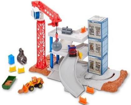 Matchbox - Downtown Demolition Playset