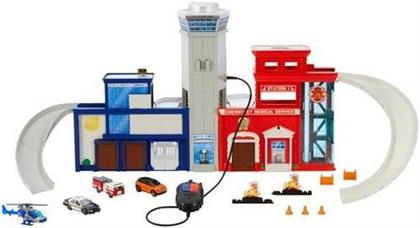 Matchbox - Rescue Headquarters Playset