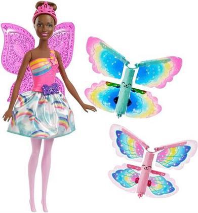 Barbie - Dreamtopia Flying Fairy Wings African American