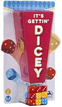 MAR It's Getting Dicey