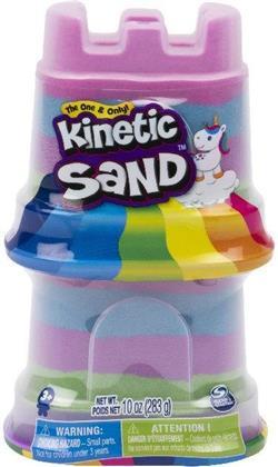 KNS Rainbow Unicorn Castle - 141 g.