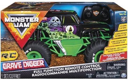 MJC Monster Jam Grave Digger 1:15