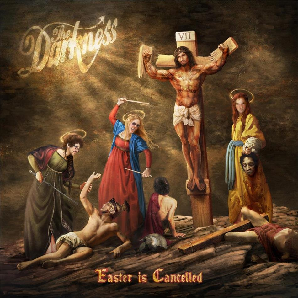The Darkness - Easter Is Cancelled (Gatefold, LP + Digital Copy)