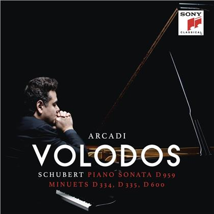 Arcadi Volodos & Franz Schubert (1797-1828) - Piano Sonatas D.959