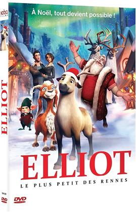 Elliot - Le plus petit des rennes (2018)