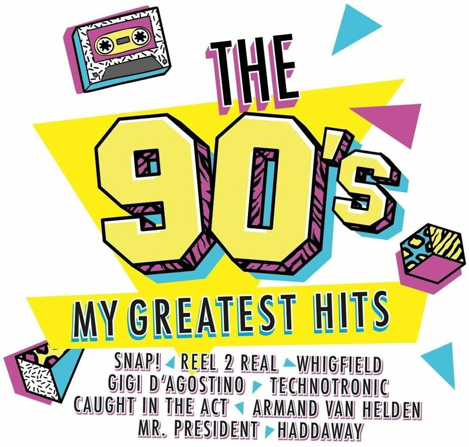 The 90s - My Greatest Hits (2 CDs)