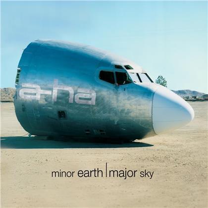 A-Ha - Minor Earth, Major Sky (2019 Reissue, Deluxe Edition, 2 LPs)