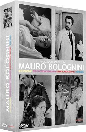 Mauro Bolognini - Les Garçons / Bubu de Montparnasse / Liberté, mon amour ! / Vertiges (4 DVDs)