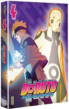 Boruto - Naruto Next Generations - Vol. 4 (3 DVDs)