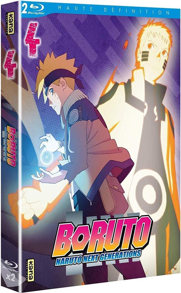 Boruto - Naruto Next Generations - Vol. 4 (2 Blu-rays)
