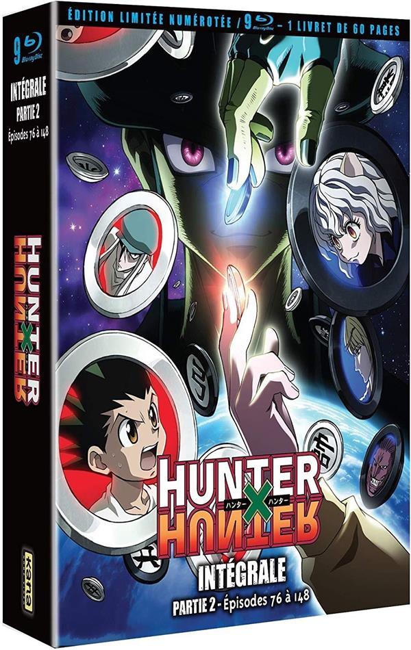Hunter X Hunter - Partie 2 (2011) (9 Blu-rays)