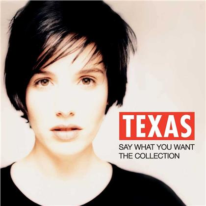 Texas - Say What You Want: The Collection (LP)