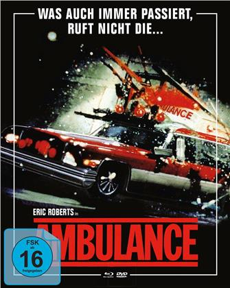 Ambulance (1990) (Mediabook, Blu-ray + 2 DVDs)