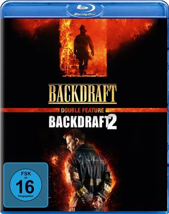 Backdraft (1991) / Backdraft 2 (2019) - Double Feature (2 Blu-rays)