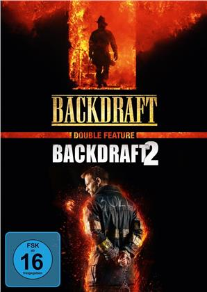 Backdraft (1991) / Backdraft 2 (2019) - Double Feature (2 DVDs)
