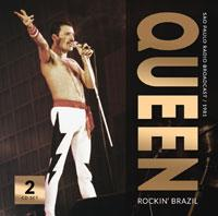 Queen - Rockin Brazil ? Radio Broadcast 1981 (2 CDs)