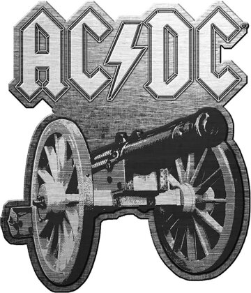 AC/DC Pin Badge - For Those About To Rock