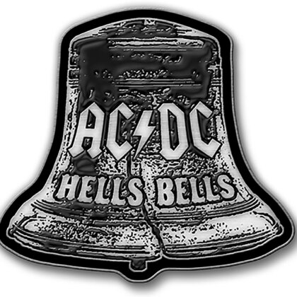 AC/DC Pin Badge - Hells Bells