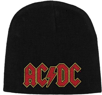 AC/DC Unisex Beanie Hat - Logo