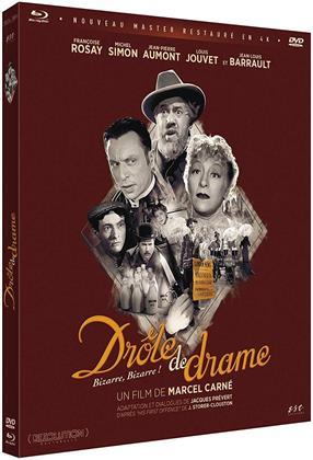 Drôle de drame (1937) (Nouveau Master, Collector's Edition, Blu-ray + DVD)