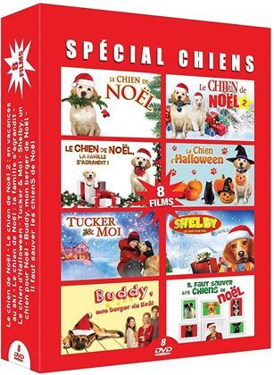 Spécial Chiens - 8 Films (8 DVDs)
