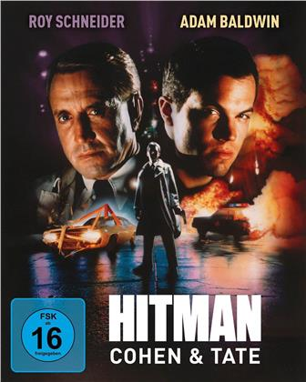 Hitman - Cohen & Tate (1988) (Cover B, Mediabook, Blu-ray + 2 DVDs)