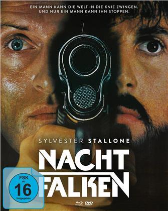 Nachtfalken (1981) (Mediabook, Blu-ray + 2 DVDs)