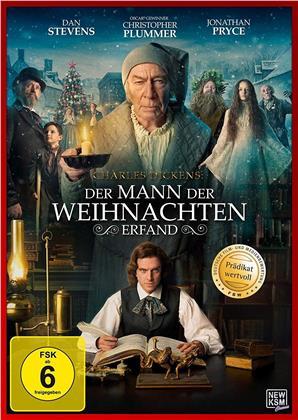 Charles Dickens: Der Mann der Weihnachten erfand (2017)