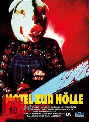 Hotel zur Hölle (1980) (Cover B, Limited Edition, Mediabook, Blu-ray + DVD)