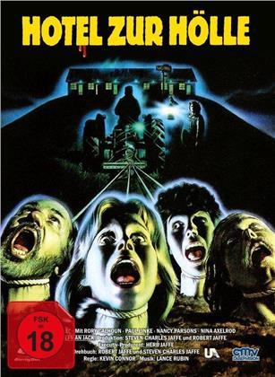 Hotel zur Hölle (1980) (Cover A, Limited Edition, Mediabook, Blu-ray + DVD)