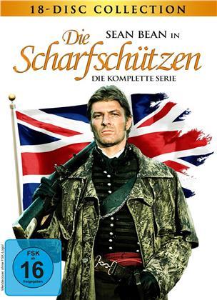 Die Scharfschützen - Die komplette Serie (Gesamtedition, 18 DVDs)