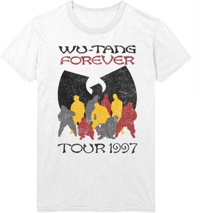 Wu-Tang Clan Unisex T-Shirt - Forever Tour '97