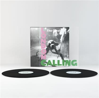 The Clash - London Calling (2019 Limited Special Sleeve, Reissue, 2 LPs)