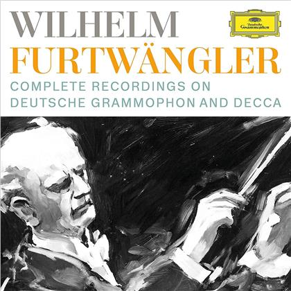 Wilhelm Furtwängler - Complete Recordings On Dg & Decca (35 CDs)