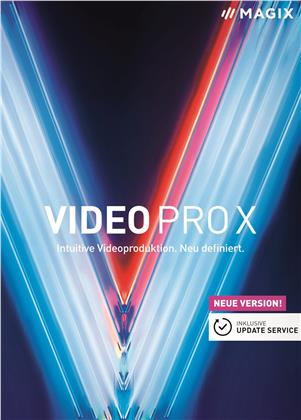 MAGIX Video Pro X 2020