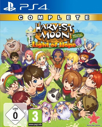 Harvest Moon Light of Hope Complete (Édition Spéciale)