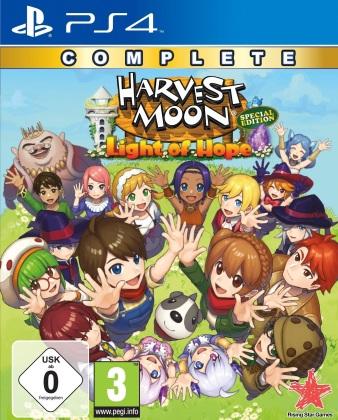 Harvest Moon Light of Hope Complete (Édition Spéciale)