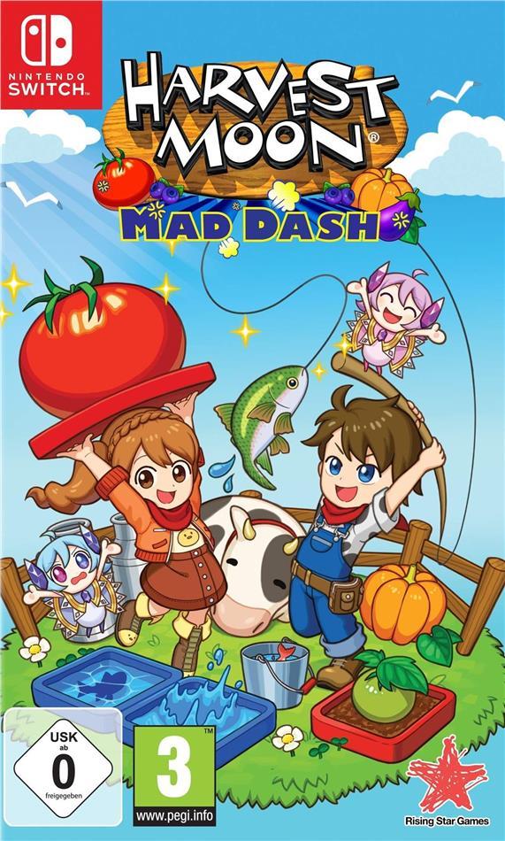 Harvest Moon Mad Dash